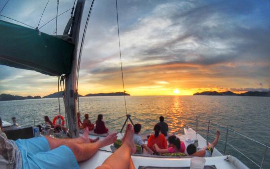 Langkawi Sunset Cruise By Crystal Yacht Travelog